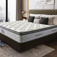 22日0点:SLEEMON 喜临门 速眠·智睡版 7区独立弹簧床垫 180*200cm
