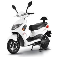 1日0点、历史低价:SUNRA 新日 小云驰 成人电动摩托车