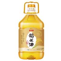 金龙鱼 食用油 3000PPM稻米油 3.58L *2件