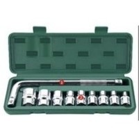 GREENER 绿林工具 经济型汽修工具套装 10件套