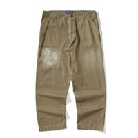 I.T AFTERMATHS 磨损设计休闲裤