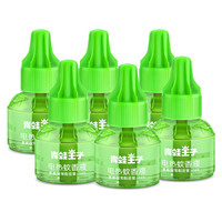 FROGPRINCE 青蛙王子 电蚊香液补充装 45ml*6瓶  适配多种加热器 *2件