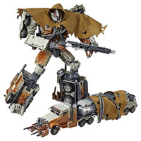 Hasbro 孩之宝 变形金刚 经典电影复刻版系列 领袖级 E3750 威震天 +凑单品