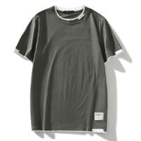JEANSWEST JY-02-173521K2 男士纯棉短袖T恤