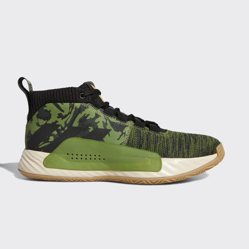 adidas 阿迪达斯 Dame 5 GCA EF8656 篮球鞋