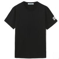 纯棉:MARK FAIRWHALE 马克华菲  男士100%纯棉T恤