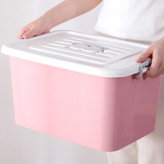 YUE YU 悦语 塑料加厚服装整理箱宝宝玩具日用品储物箱化妆品衣物收纳盒