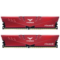 Team 十铨 DDR4 3200 32GB(16GB×2)火神系列 台式机内存条