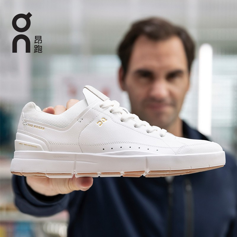 On 昂跑 × 费德勒特别合作款 THE ROGER Centre Court 男士运动鞋
