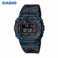 双11预售:CASIO 卡西欧 G-SHOCK Metal Camouflage系列 GMW-B5000TCF-2 男士运动手表