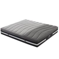 1日0点:CHEERS 芝华仕 D033 双层弹簧乳胶床垫 1.5/1.8m