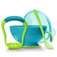 Nuby 努比 宝宝研磨碗勺套装