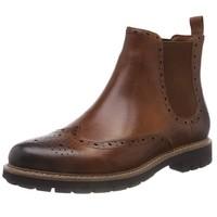 Clarks 其乐 Batcombe Top 男士真皮切尔西短靴