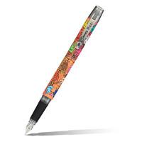online 欧领 James Rizzi系列 童趣儿童钢笔 EF尖 礼盒装