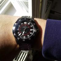 历史低价、补贴购:HAMILTON 汉米尔顿 其航空系列 H76755135 男款机械腕表