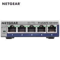 NETGEAR 美国网件 GS105E 5口1000M 交换机