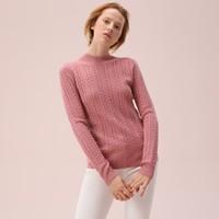 WDLS 维多拉斯 51555W1710  女士羊绒衫