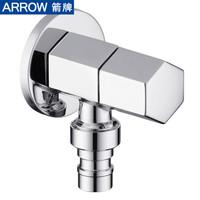 京东PLUS会员:ARROW 箭牌卫浴 AE5229-JZ 精铜洗衣机水龙头防漏4分口