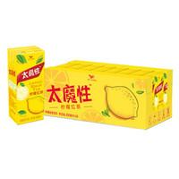 统一 太魔性 柠檬红茶 250ml*24盒 *3件