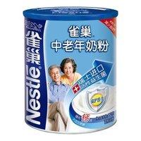 Nestlé 雀巢 益护因子配方 中老年奶粉 850g *5件