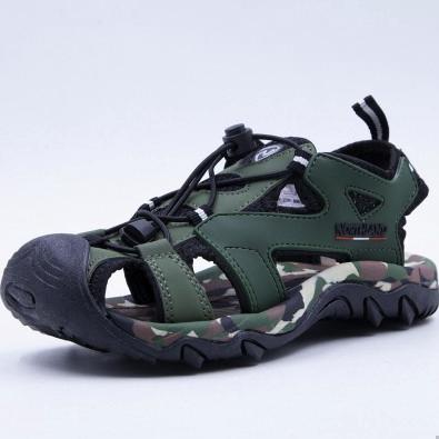 NORTHLAND 諾詩蘭 XO070207 中大童沙灘鞋