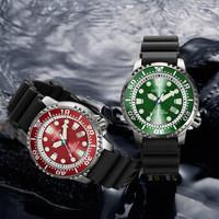 双11预售:CITIZEN 西铁城 PROMASTER系列 BN0158-18X 男款光动能腕表