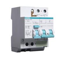 SIEMENS 西门子 5SU93261CR63空气开关 漏电保护断路器 2P 63A