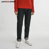 JACK JONES 杰克琼斯 218332530 男士100%纯棉牛仔裤