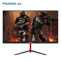 20点开始:PANDA 熊猫 PG25FA8 24.5英寸IPS显示器(1080p、240Hz)