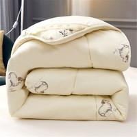 唯品尖货:Nan ji ren 南极人 澳洲羊毛被子 150*200cm 4斤