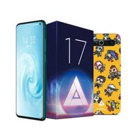 北京消费券、学生专享:MEIZU 魅族 17 5G智能手机 8GB+128GB 《王牌战士》 京东限定版