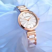 唯品尖货、真心好礼:ROSSINI 罗西尼 CHIC系列情书间陶瓷带女士石英手表