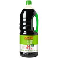 LEE KUM KEE 李锦记 薄盐味极鲜 生抽 1280ml *6件