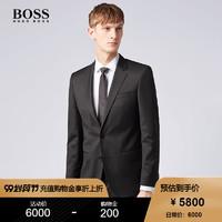 HUGO BOSS雨果博斯男士2020春夏经典款商务修身西装外套