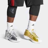 adidas 阿迪达斯 Pro Model 2G FW9488 男士金银鸳鸯篮球鞋