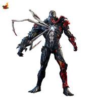 玩模总动员、小编精选、新品发售:Hot Toys《蜘蛛侠:最大毒液》毒液化钢铁侠 1:6 比例人偶