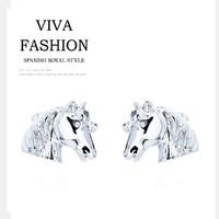 唯品尖货:VIVA 比瓦 男士西服马到成功袖扣 GI3000012000