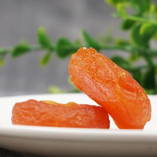 新疆树上吊干杏干无蜜饯添加天然500g酸甜红杏肉干条山西阳高杏脯