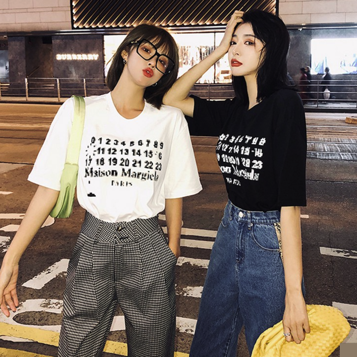 Lee Cooper LCHY2058-B  女士100%纯棉T恤