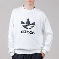 adidas 阿迪达斯 三叶草 男款套头卫衣 DV1544