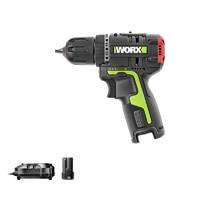 双11预售:WORX 威克士 WU130.1 多功能电钻 单电版