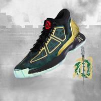百亿补贴:adidas 阿迪达斯 D Rose 10 FW3656 男子场上篮球运动鞋