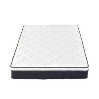 历史低价:ZINUS 际诺思 亚特兰大M2 超厚乳胶独立弹簧床垫 1.5m
