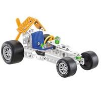 移动专享:乐加酷  金属积木组装赛车