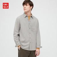 UNIQLO 优衣库 428968 男士衬衫长袖