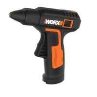 21日0点:WORX 威克士 WX890 锂电无线热熔胶枪