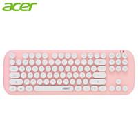 acer  宏碁 LK-412WP 2.4G/蓝牙双模无线键盘