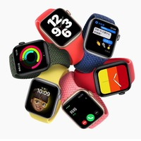 新品发售:Apple 苹果 Watch Series SE 智能手表 40mm GPS