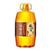 胡姬花 古法一九一八 花生油 6.2L*2件 + 十月稻田长粒香米5斤