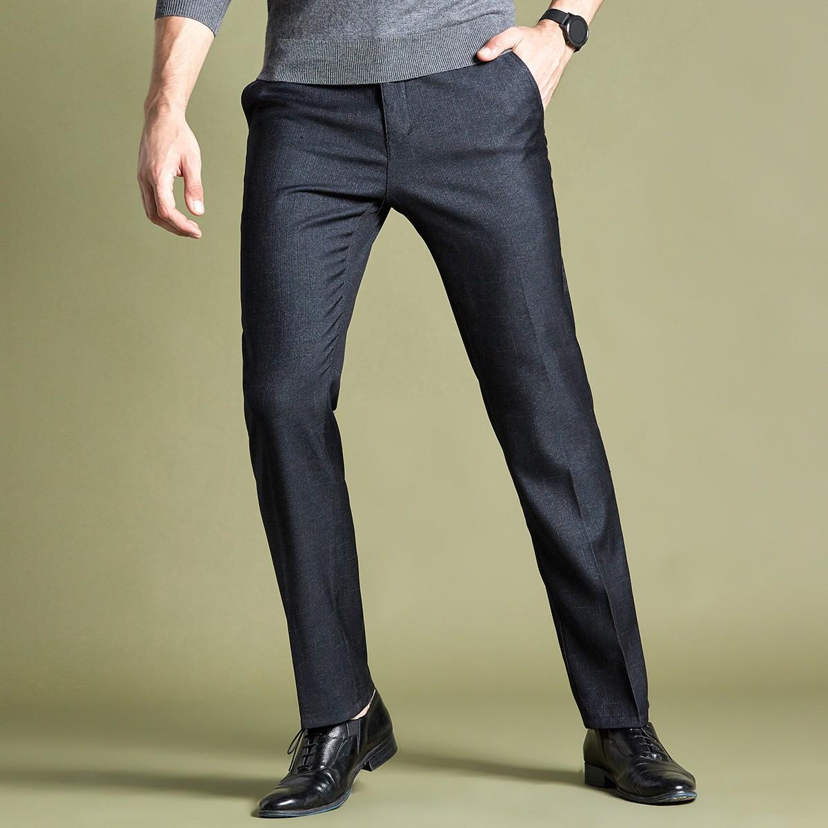 Fuguiniao 富贵鸟 FU78980601 男士 休闲裤